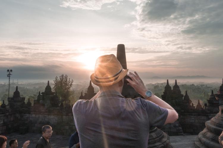 Indonesia Borobudur