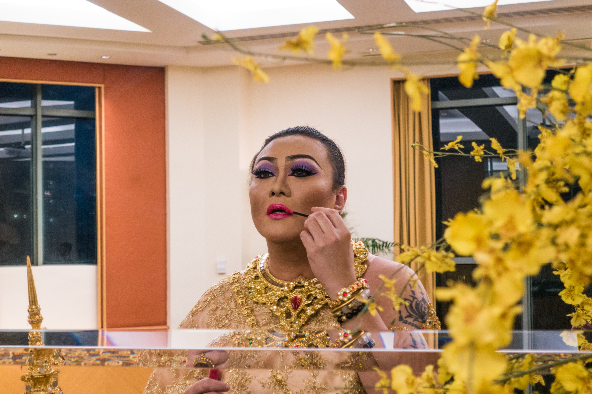 Sammi Zhen, Drag Queen, Ler Jun, Performance Arts