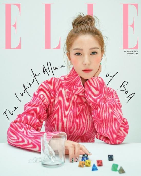 ELLE SG COVER