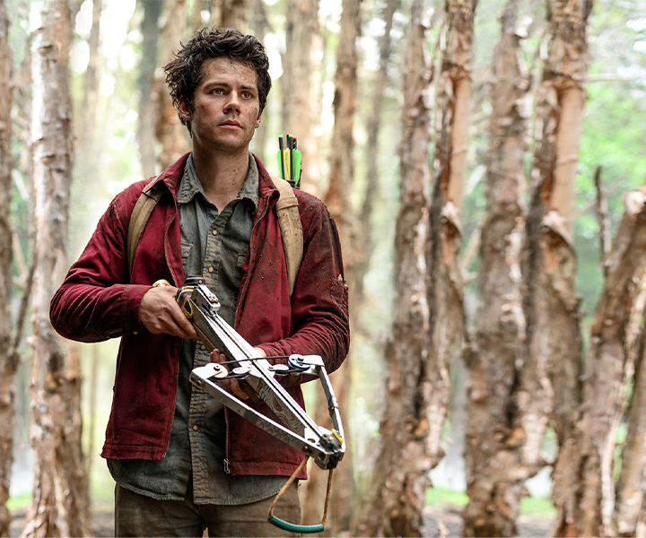 Love and Monsters, Dylan O'Brien